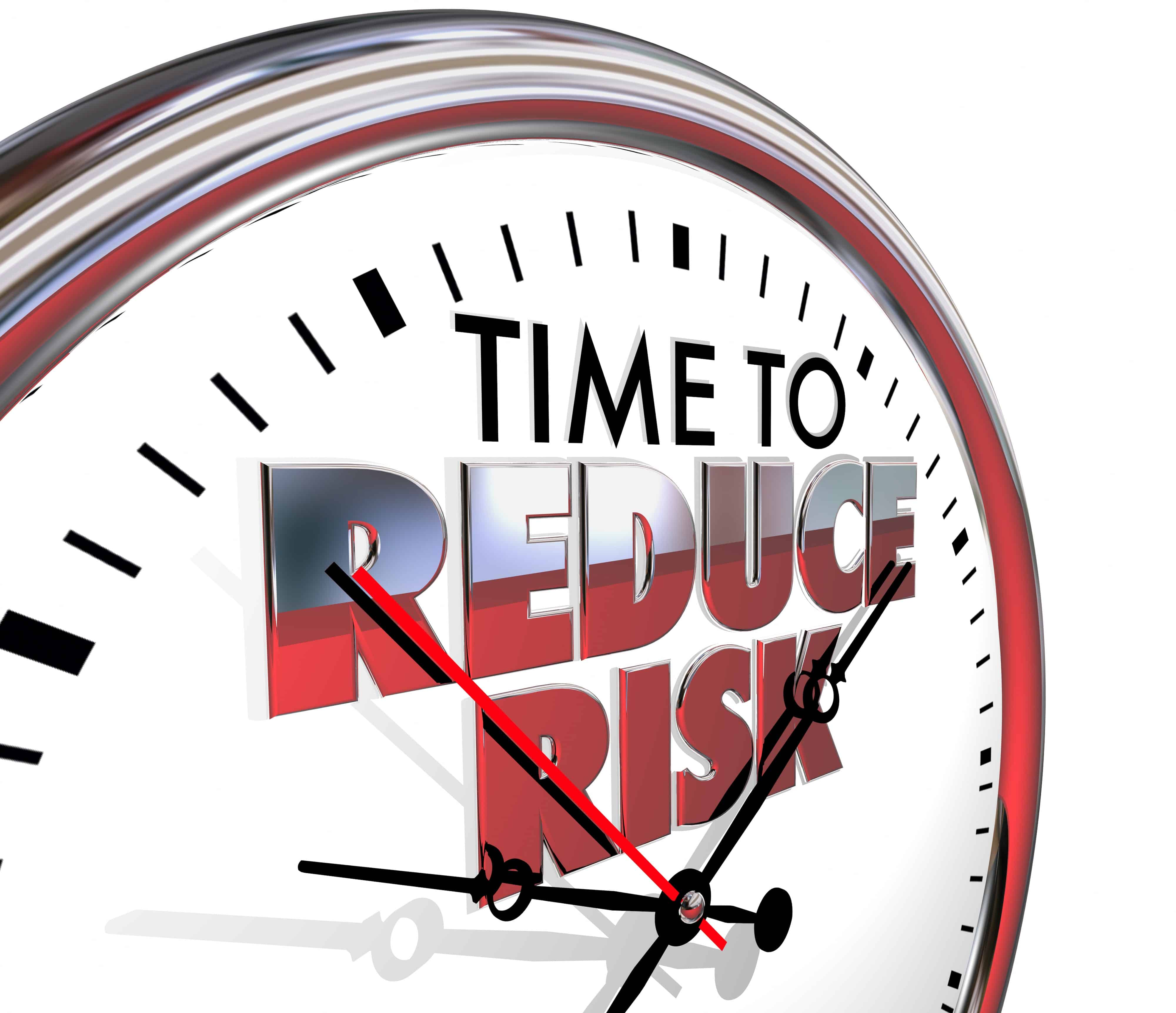 Reduce Risk Clock min